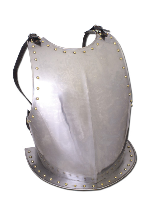 Corazza medievale - Corazza in acciaio
