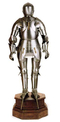Armatura Medievale - Armatura Indossabile