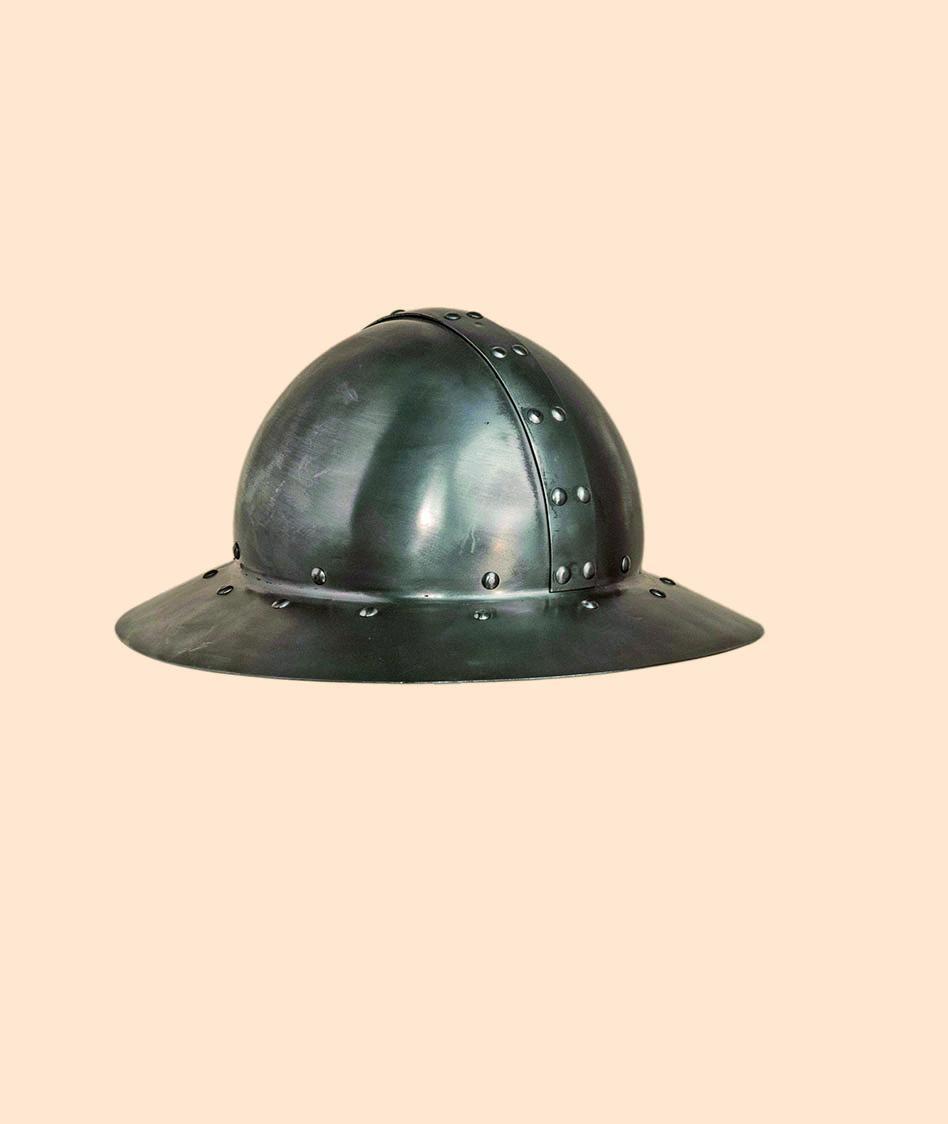 Cappello D'Arme - Elmo da Balestriere