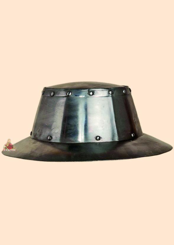 Cappello D'Arme - Elmo Medievale