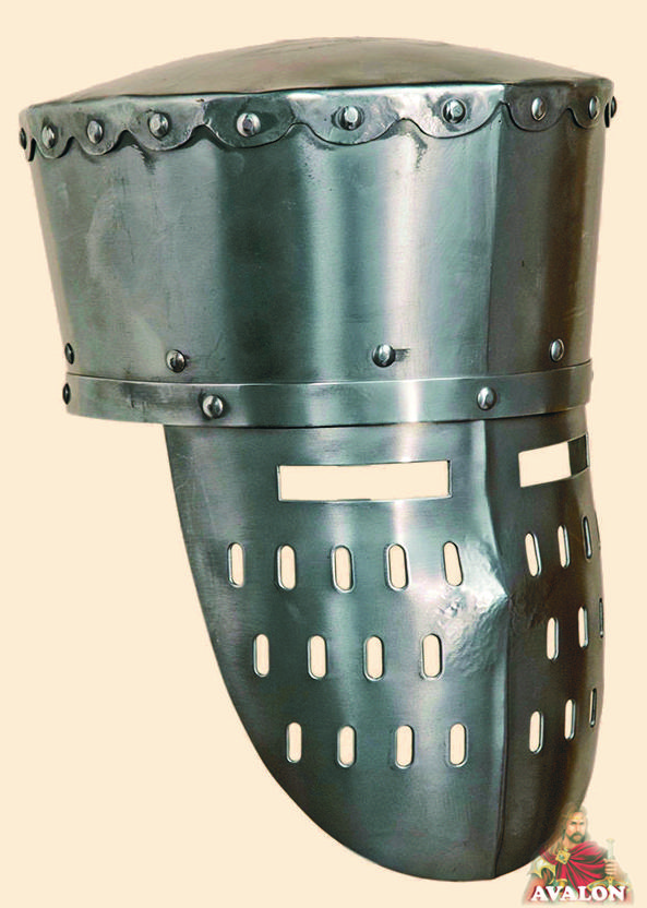 Great helm - Heaume