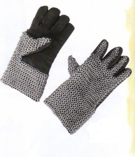 Chainmail Gloves - Chainmail Armor