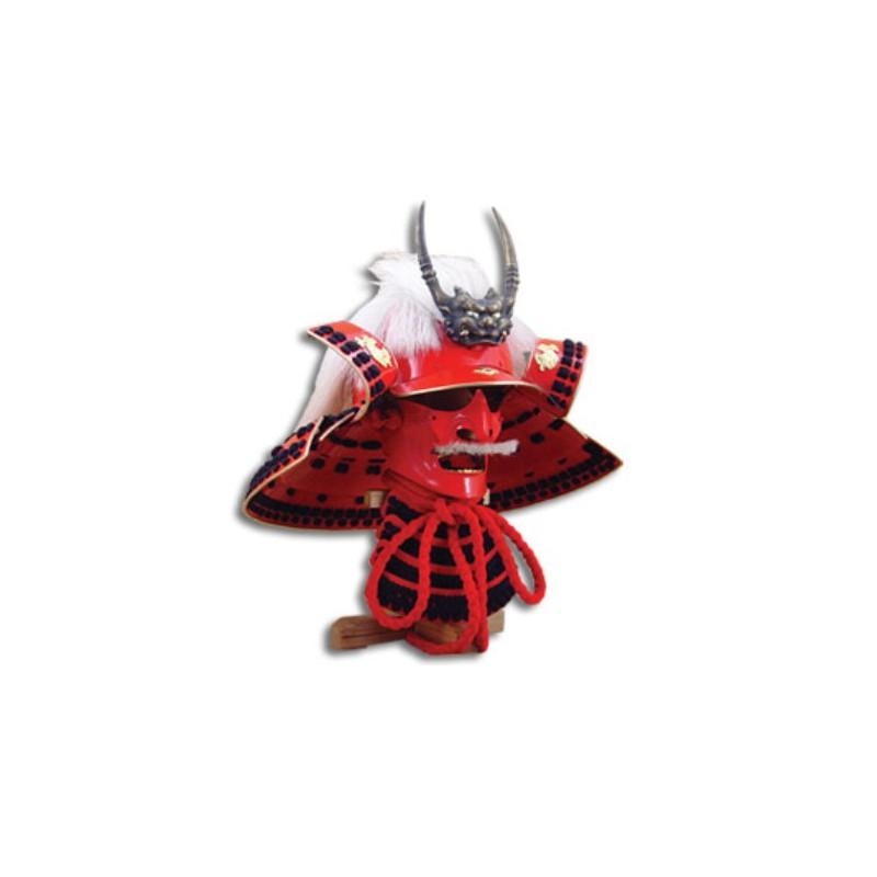 Elmo Samurai - Takeda Shingen Kabuto