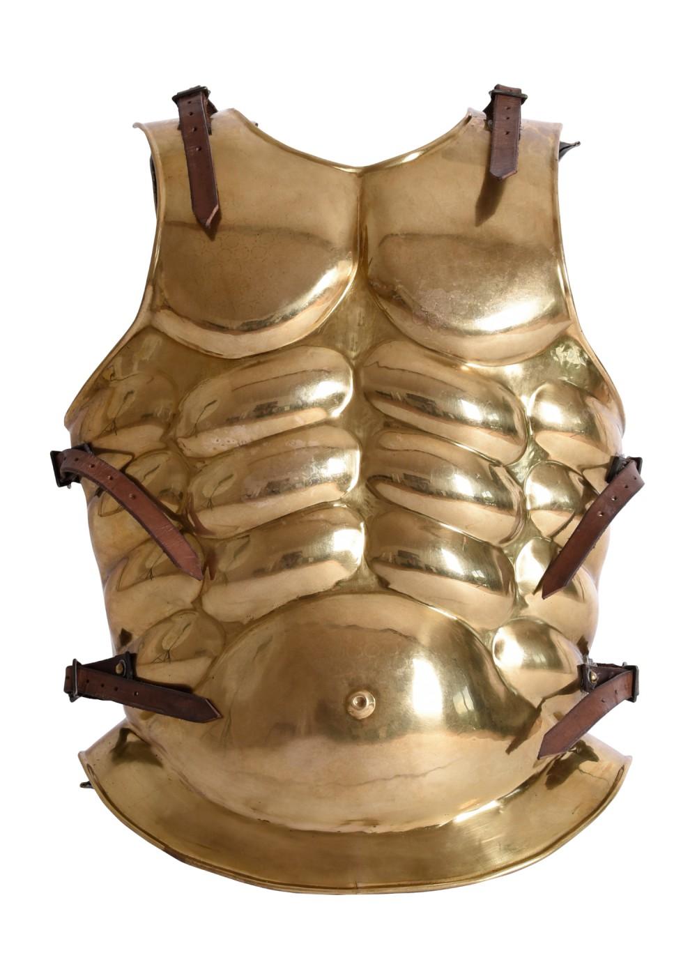 Armatura Romana - Muscolare ottone