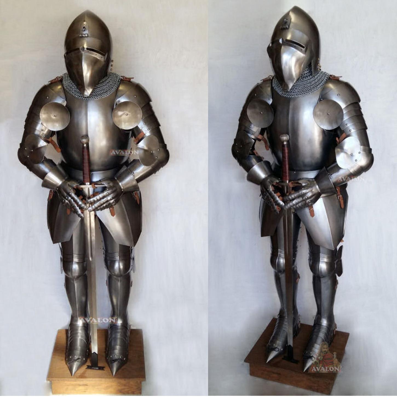 Armatura Medievale - Secolo XIV