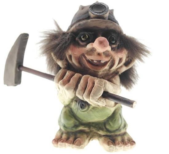 Troll Nyform 086 - Troll Minatore