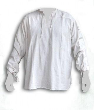 Costumi Medievali  Camicia con Lacci 08d1434ed115