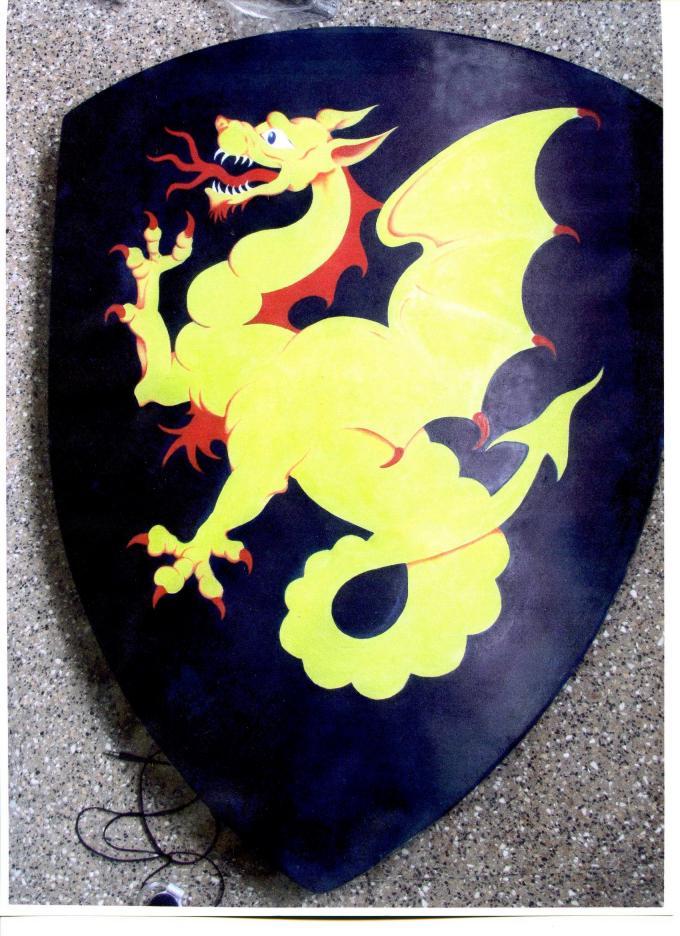 Scudo Dragone